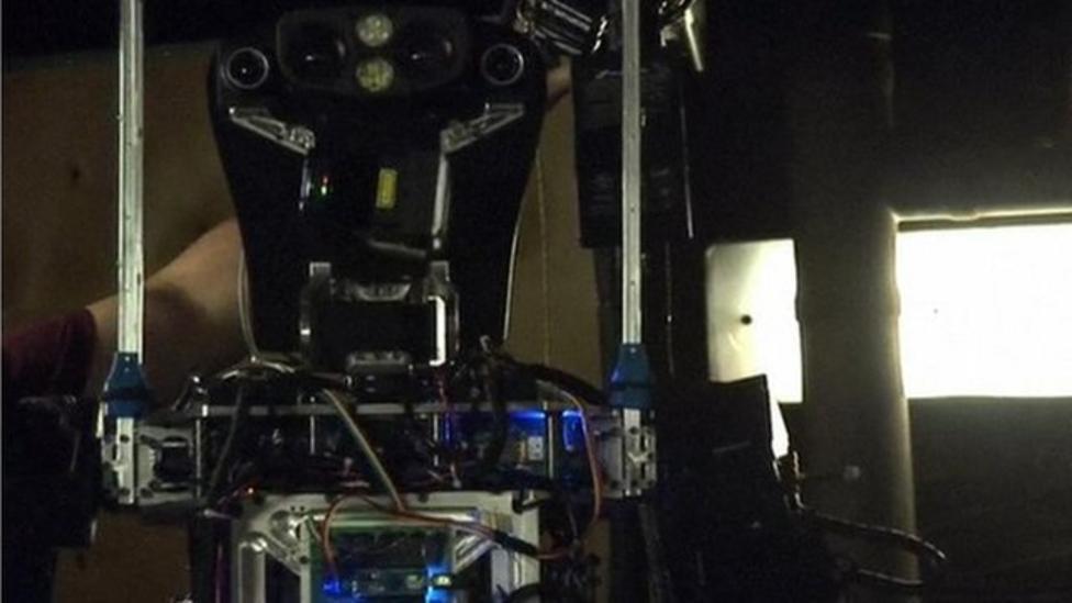 New robot fireman created
