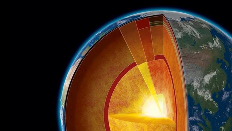 Heart of Earth's inner core revealed