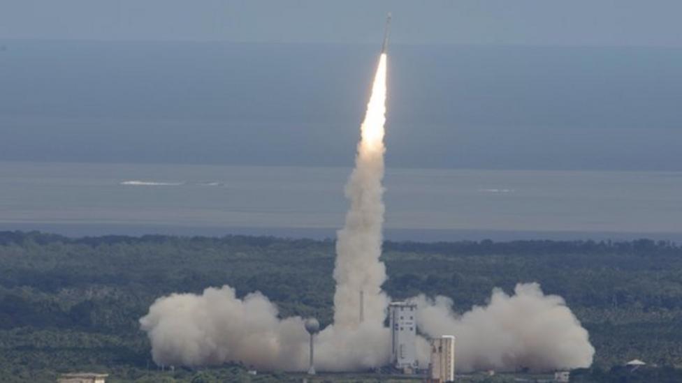 Europe's mini-space plane returns
