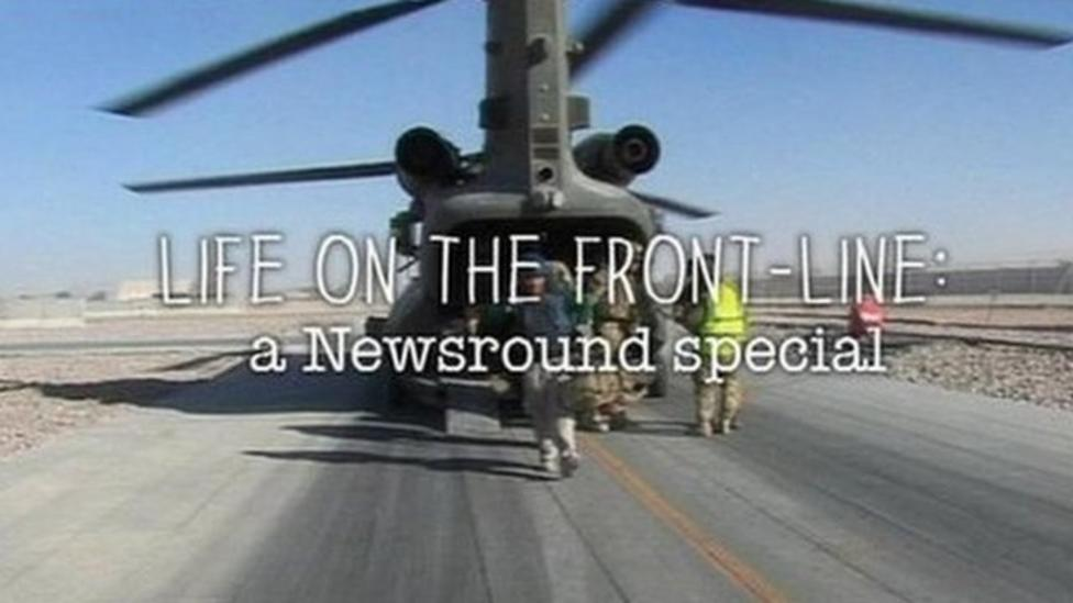 Afghanistan: Life on the front-line
