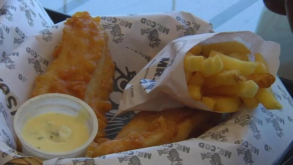 First British chippy opens in Afghanistan