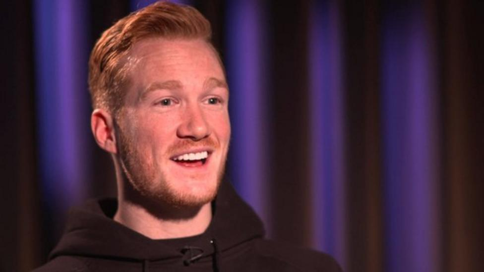 Greg Rutherford shares tips for young athletes