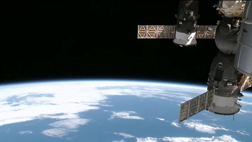 International Space Station upgraded for guests