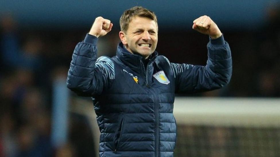 Villa are alive and kicking - Sherwood