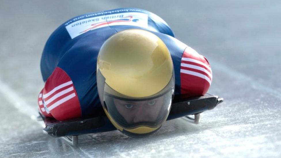 Lizzy Yarnold wins Skeleton gold