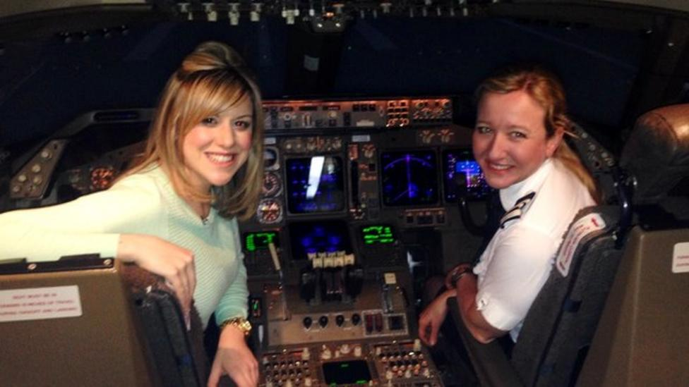 More girls wanted to become pilots