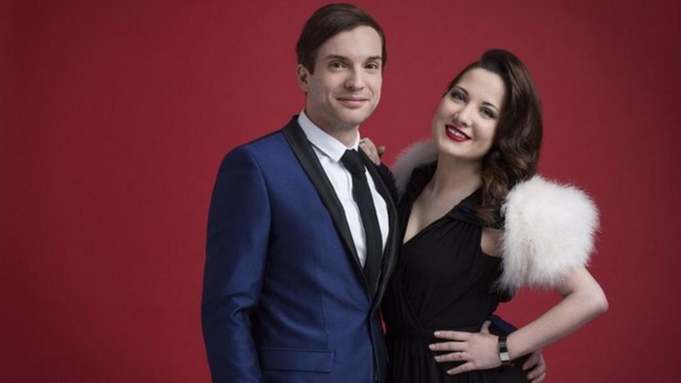Newsround meets Eurovision's Electro Velvet