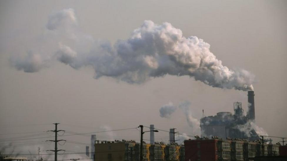 Pollution may cause intense weather
