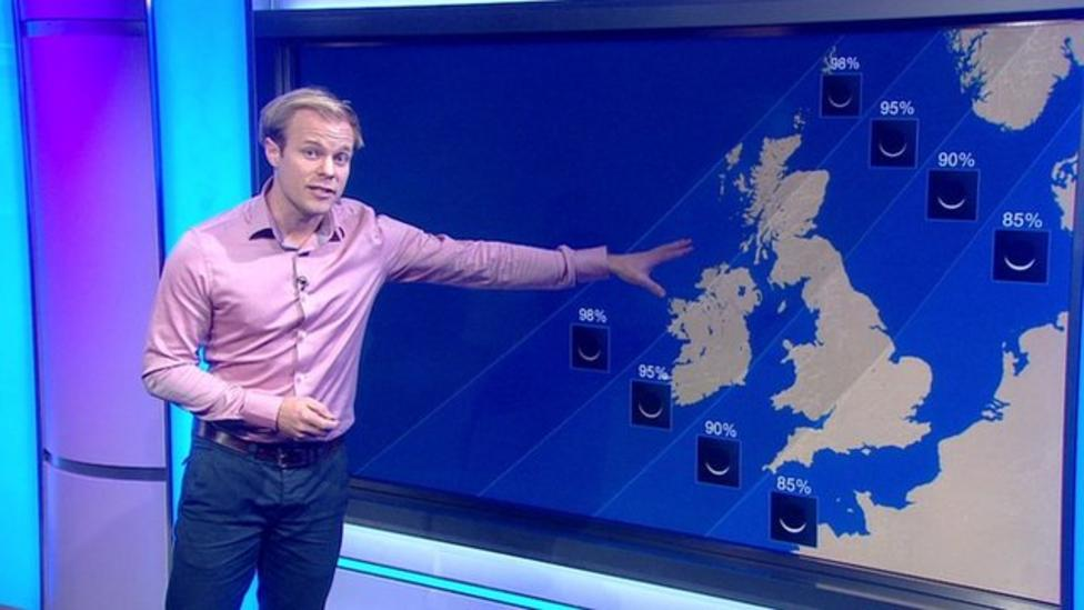 Eclipse UK weather: will you see it?