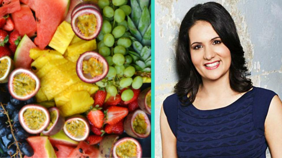 Dr Radha's guide to a healthy diet