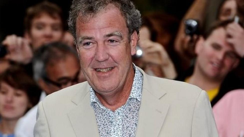Clarkson has been dropped