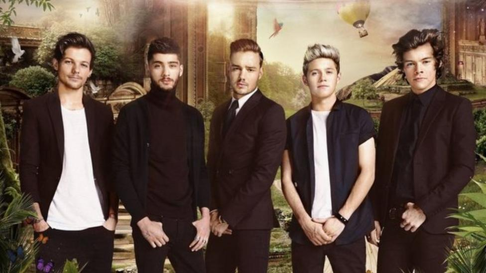 Pressures of being in a boy band