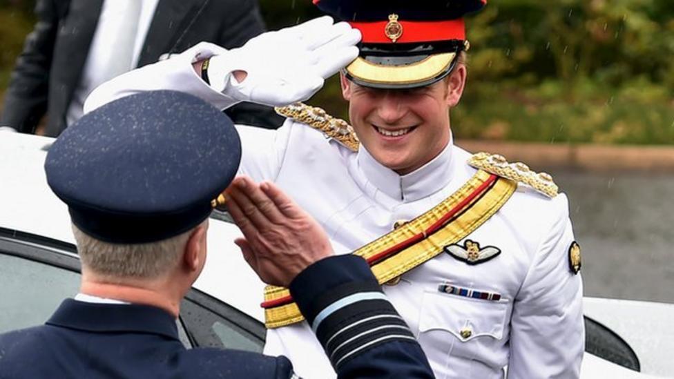 Australia happy to see Prince Harry