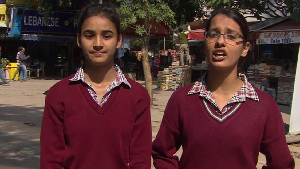 Girls' campaign to choose own clothes
