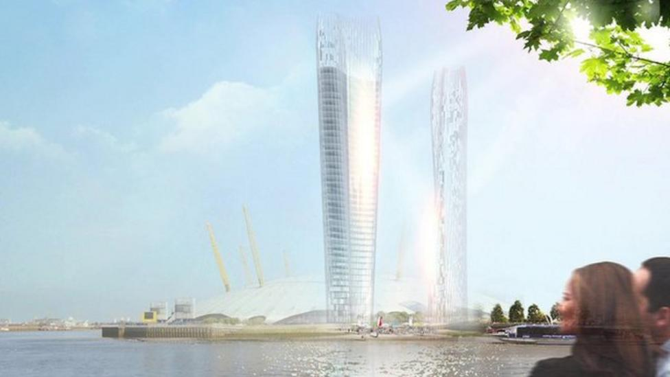 The skyscraper that casts no shadow