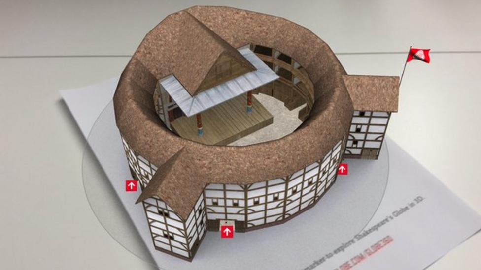 Shakespeare's Globe goes virtual