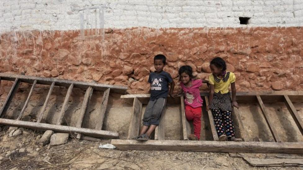 Nepal hit by second big earthquake