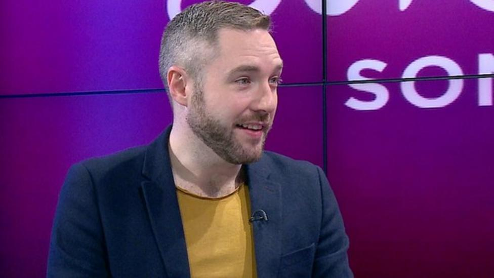 Dr Eurovision chats to Newsround