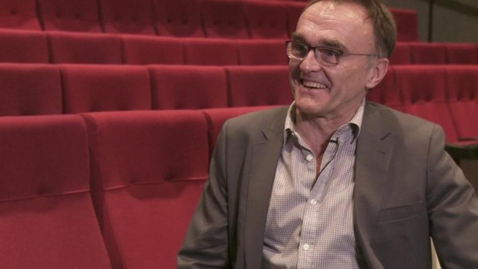 Danny Boyle chats to young directors