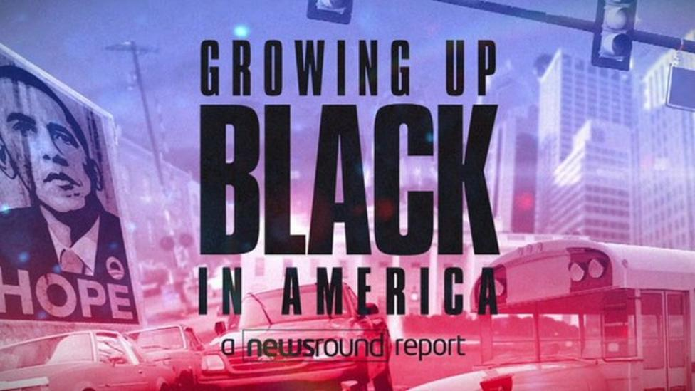 Growing Up Black In America - a Newsround report