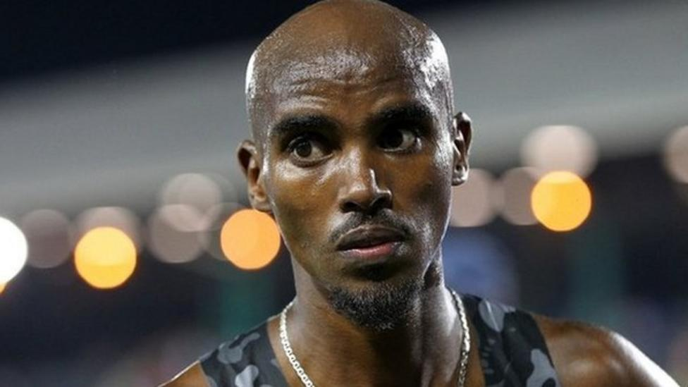 Mo Farah pulls out of race