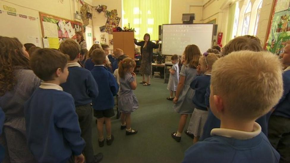 Children encouraged to stand up more