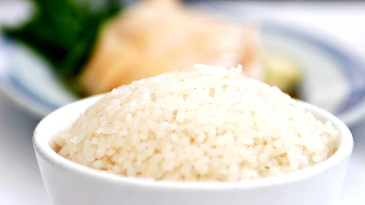 The aromatic rice is perhaps the most important part of the dish (Credit: Credit: Asia File/Alamy)