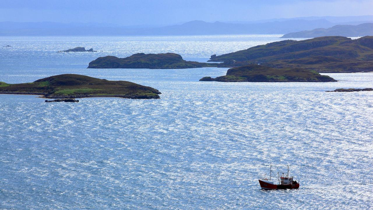 Achnahaid Bay (Credit: Credit: Prisma Bildagentur AG/Alamy)