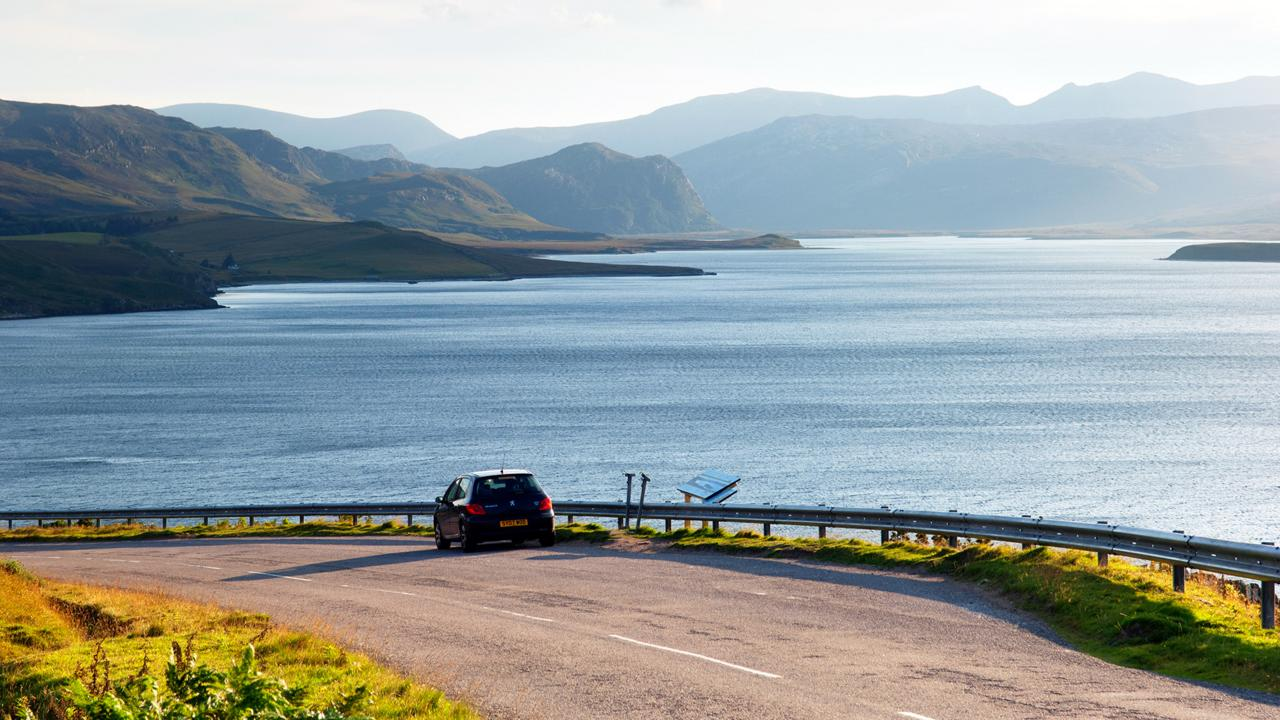 Loch Eriboll (Credit: Credit: Iain Sarjeant/North Highland Initiative)