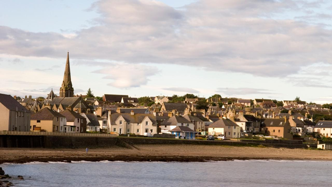 The town of Thurso (Credit: Credit: Will Newitt/Alamy)