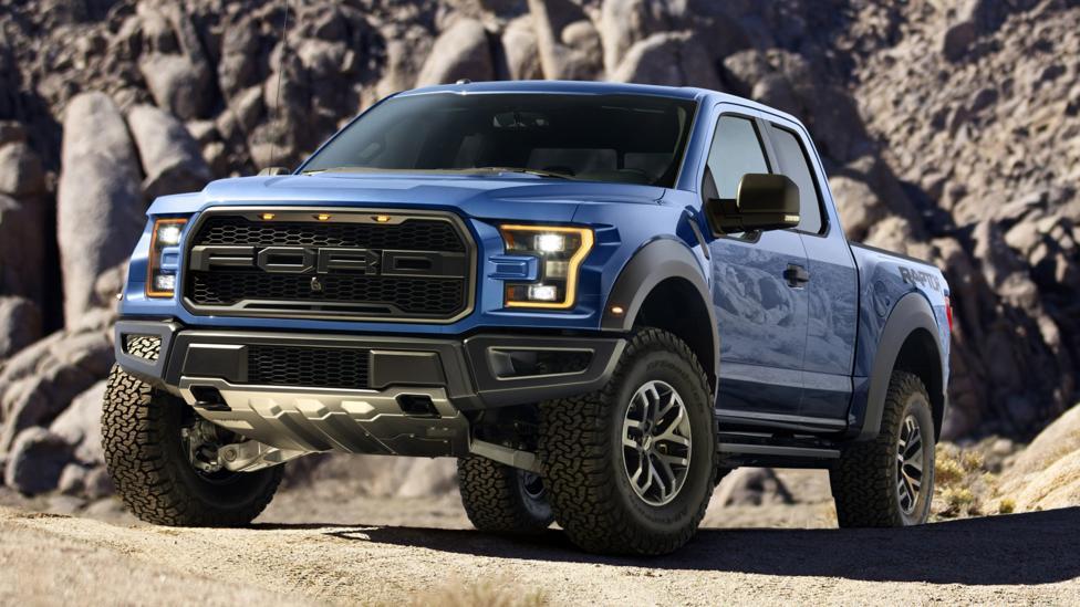 BBC - Autos - Pickup trucks at the 2015 Detroit auto show