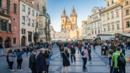 Prague ranks among the world's most densely touristed cities (Credit: Credit: Marc Dufresne/Getty Images)