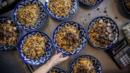 Plov is eaten at nearly every special occasion in Uzbekistan