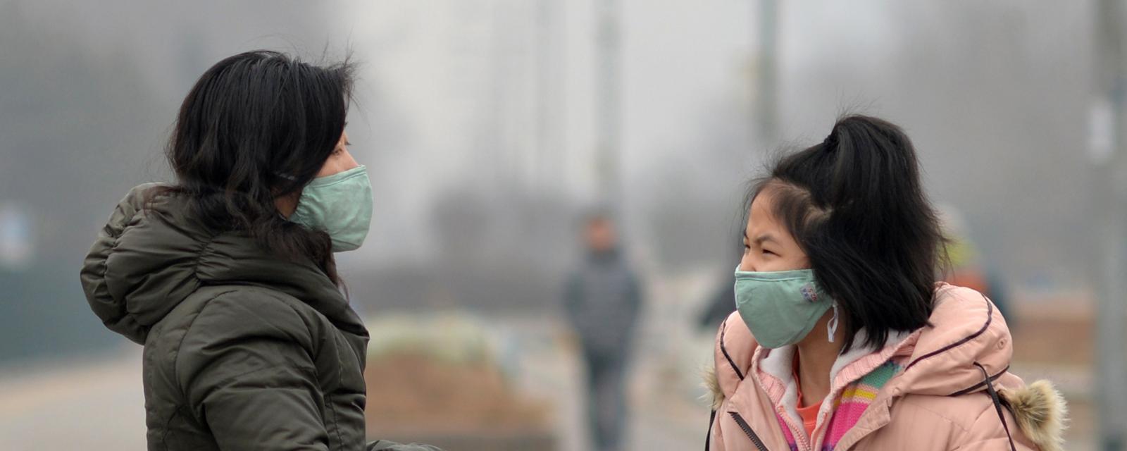 Return of 'airpocalypse': Beijing's expats flee smog - BBC Worklife