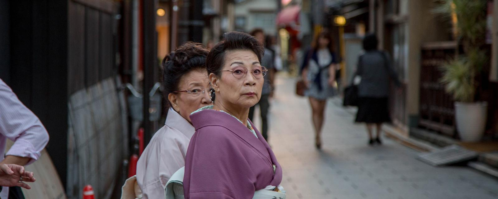 More seniors, more foreigners: How Japan is changing - BBC Worklife