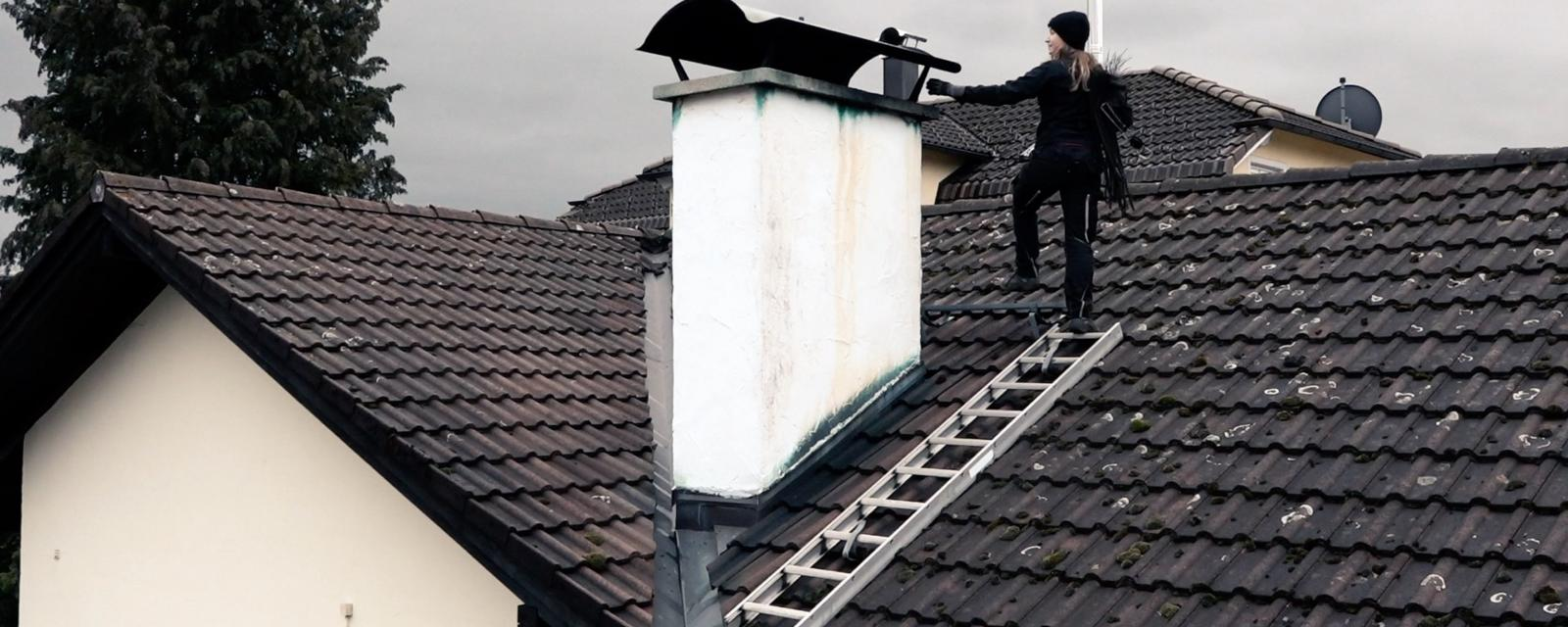 Why this 18-year-old loves being a chimney sweep