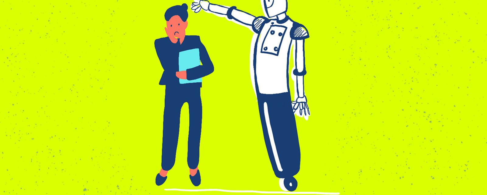 Automated hiring and firing