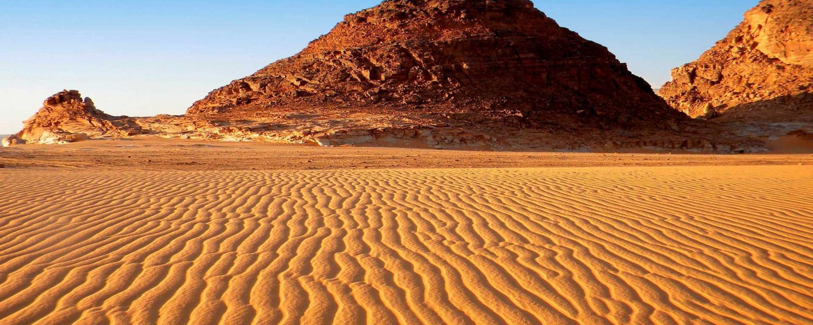 Simple Solar Power Systems Desert Wilderness Community