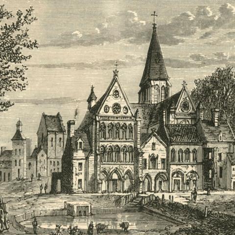 BBC - Travel - The secret seat of the Knights Templar