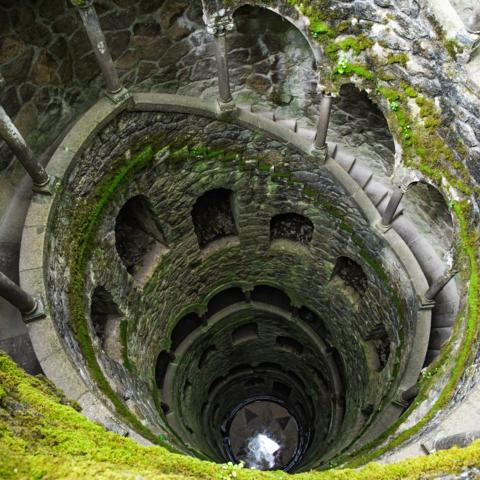 The mysterious inverted tower steeped in Templar myth (Credit: Credit: samael334/Getty Images)