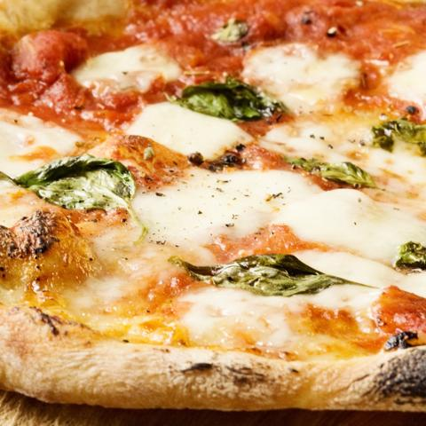 Margherita pizza was invented in honour of Queen Margherita di Savoia's Naples visit (Credit: Credit: Vima/Getty Images)