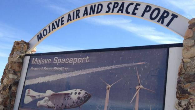 BBC - Future - Mojave Space Port: The 'Silicon Valley' of space
