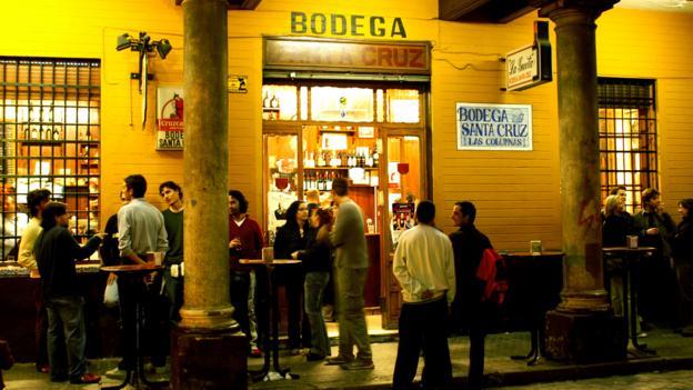 Bbc Travel The Art Of Eating In Seville