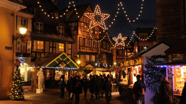 Christmas Town In Germany.Bbc Travel Four Great Christmas Markets Outside Germany