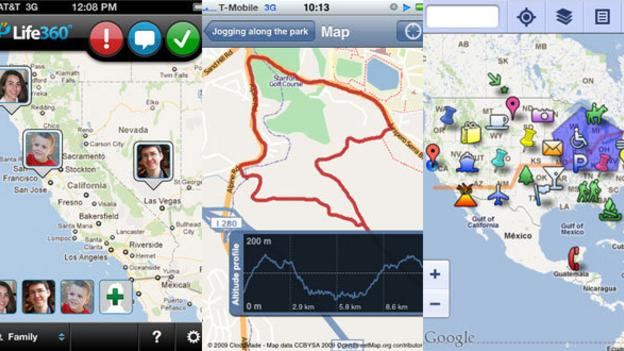 BBC - Travel - Map your adventures with mobile apps