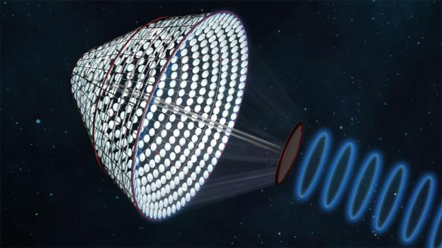 BBC - Future - Space-based solar farms power up