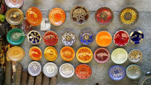 BBC - Travel - Pt 1: Moroccan ceramics and the moulding of