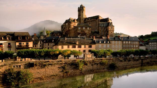 A road trip through provincial France