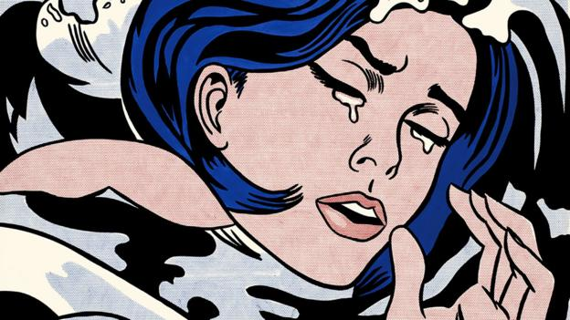 BBC - Culture - Is Lichtenstein a great modern artist or a