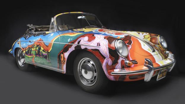 The Porsches that time forgot